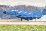 RUNWAY23.TADAさんが、茨城空港で撮影した航空自衛隊 F-4EJ Phantom IIの航空フォト(飛行機 写真・画像)