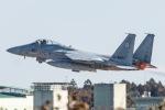 RUNWAY23.TADAさんが、茨城空港で撮影した航空自衛隊 F-15J Eagleの航空フォト(飛行機 写真・画像)