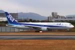 B14A3062Kさんが、伊丹空港で撮影した全日空 767-381/ERの航空フォト(飛行機 写真・画像)