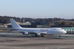 KAZFLYERさんが、成田国際空港で撮影したカリッタ エア 747-481F/SCDの航空フォト(飛行機 写真・画像)