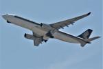 k-spotterさんが、関西国際空港で撮影したシンガポール航空 A330-343Xの航空フォト(写真)