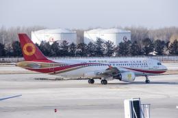 xingyeさんが、瀋陽桃仙国際空港で撮影した成都航空 A320-214の航空フォト(飛行機 写真・画像)