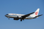 xingyeさんが、北京首都国際空港で撮影した中国国際航空 737-79Lの航空フォト(飛行機 写真・画像)