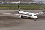 Ariesさんが、羽田空港で撮影したシンガポール航空 A350-941XWBの航空フォト(写真)