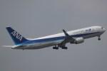 BOEING737MAX-8さんが、成田国際空港で撮影した全日空 767-381/ERの航空フォト(写真)