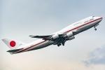 Ariesさんが、羽田空港で撮影した航空自衛隊 747-47Cの航空フォト(写真)