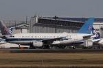 南十字星さんが、成田国際空港で撮影したユナイテッド航空 A319-132の航空フォト(写真)