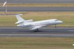 Koenig117さんが、シドニー国際空港で撮影したオーストラリア個人所有 Falcon 900Cの航空フォト(写真)