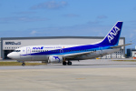 kuraykiさんが、那覇空港で撮影したANAウイングス 737-54Kの航空フォト(飛行機 写真・画像)