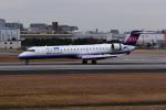 TOPAZ102さんが、伊丹空港で撮影したアイベックスエアラインズ CL-600-2C10 Regional Jet CRJ-702の航空フォト(写真)