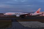 TOPAZ102さんが、伊丹空港で撮影した日本航空 777-246の航空フォト(写真)
