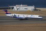 わんだーさんが、中部国際空港で撮影したアイベックスエアラインズ CL-600-2C10 Regional Jet CRJ-702ERの航空フォト(写真)