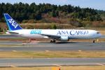 NANASE UNITED®さんが、成田国際空港で撮影した全日空 767-381Fの航空フォト(写真)