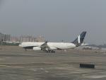 ヒロリンさんが、高雄国際空港で撮影したコムルックス・アルバ A330-243の航空フォト(写真)