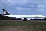 tassさんが、成田国際空港で撮影したサウジアラビア航空 747-268F/SCDの航空フォト(飛行機 写真・画像)