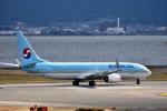 we love kixさんが、関西国際空港で撮影した大韓航空 737-9B5/ER の航空フォト(写真)