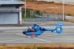 T.Sazenさんが、神戸空港で撮影した宮崎県警察 EC135T2+の航空フォト(写真)
