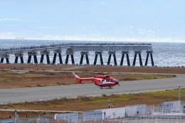 T.Sazenさんが、神戸空港で撮影した神戸市航空機動隊 BK117C-2の航空フォト(飛行機 写真・画像)