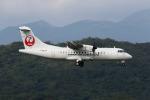 HLeeさんが、台北松山空港で撮影した日本エアコミューター ATR-42-600の航空フォト(飛行機 写真・画像)