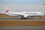 よーたさんが、中部国際空港で撮影した日本航空 787-8 Dreamlinerの航空フォト(写真)