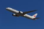 マーサさんが、成田国際空港で撮影した日本航空 787-9の航空フォト(飛行機 写真・画像)