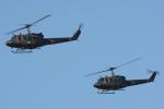 banshee02さんが、木更津飛行場で撮影した陸上自衛隊 UH-1Jの航空フォト(写真)