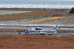 T.Sazenさんが、神戸空港で撮影したエアバス・ヘリコプターズ・ジャパン EC225LP Super Puma Mk2+の航空フォト(飛行機 写真・画像)