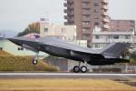 yabyanさんが、名古屋飛行場で撮影した三菱重工業 F-35の航空フォト(飛行機 写真・画像)