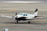 yabyanさんが、名古屋飛行場で撮影した日本法人所有 A36 Bonanza 36の航空フォト(飛行機 写真・画像)