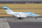 yabyanさんが、名古屋飛行場で撮影した日本法人所有 HA-420の航空フォト(写真)