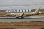 水月さんが、神戸空港で撮影したフジドリームエアラインズ ERJ-170-200 (ERJ-175STD)の航空フォト(写真)