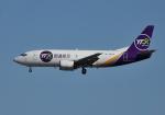 雲霧さんが、成田国際空港で撮影したYTOカーゴ・エアラインズ 737-37Kの航空フォト(写真)