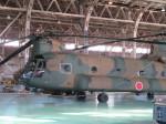ランチパッドさんが、木更津飛行場で撮影した陸上自衛隊 CH-47Jの航空フォト(写真)