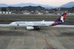 ansett747さんが、福岡空港で撮影したハワイアン航空 A330-243の航空フォト(写真)