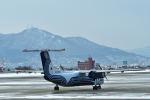 GOQさんが、函館空港で撮影したオーロラ DHC-8-315Q Dash 8の航空フォト(写真)