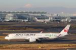 やまけんさんが、羽田空港で撮影した日本航空 A350-941XWBの航空フォト(写真)