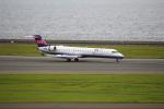 みのフォトグラファさんが、中部国際空港で撮影したアイベックスエアラインズ CL-600-2C10 Regional Jet CRJ-702の航空フォト(写真)