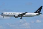 Wings Flapさんが、那覇空港で撮影した全日空 767-381/ERの航空フォト(写真)