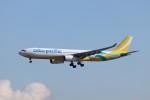 KAZFLYERさんが、成田国際空港で撮影したセブパシフィック航空 A330-343Eの航空フォト(飛行機 写真・画像)