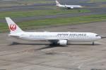 SIさんが、羽田空港で撮影した日本航空 767-346/ERの航空フォト(写真)