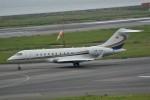 k-spotterさんが、関西国際空港で撮影したベルジャヤ・エア BD-700-1A11 Global 5000の航空フォト(写真)