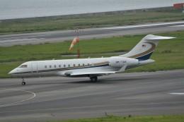 k-spotterさんが、関西国際空港で撮影したベルジャヤ・エア BD-700-1A11 Global 5000の航空フォト(飛行機 写真・画像)