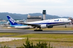 Ariesさんが、伊丹空港で撮影した全日空 777-281/ERの航空フォト(写真)