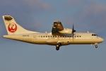 あしゅーさんが、福岡空港で撮影した日本エアコミューター ATR-42-600の航空フォト(飛行機 写真・画像)