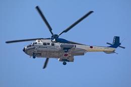 Ariesさんが、赤坂プレスセンターで撮影した陸上自衛隊 EC225LP Super Puma Mk2+の航空フォト(飛行機 写真・画像)
