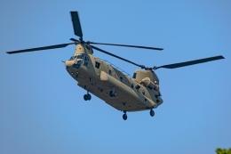 Ariesさんが、赤坂プレスセンターで撮影したアメリカ陸軍 CH-47Fの航空フォト(飛行機 写真・画像)