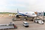 Ariesさんが、成田国際空港で撮影した全日空 777-381/ERの航空フォト(写真)