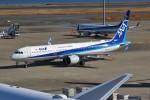 みっしーさんが、羽田空港で撮影した全日空 A321-272Nの航空フォト(写真)