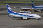 みっしーさんが、羽田空港で撮影した全日空 737-781の航空フォト(写真)