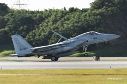 gucciyさんが、那覇空港で撮影した航空自衛隊 F-15J Eagleの航空フォト(飛行機 写真・画像)